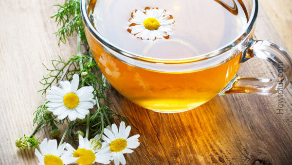 European Chamomile Tea